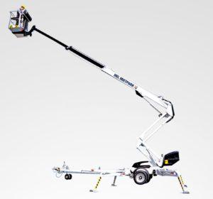 Телескопична вишка DINO 210 XT - 21 m