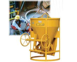 Kюбели за бетон 500 kg