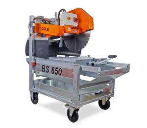 Машини за рязане на строителни материали