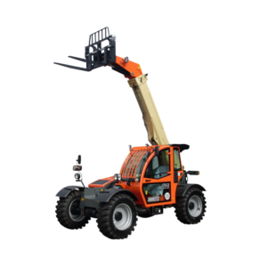 Телескопични челни товарачи - JLG 307