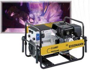 Заваръчни апарати EISEMANN S 6401 под наем