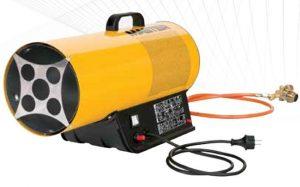 Газови калорифери 30 / 70 kW MASTER