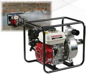 Бензинови помпи за чиста вода 2''  750 l/min