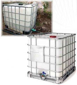 Резервоари за вода 1000л