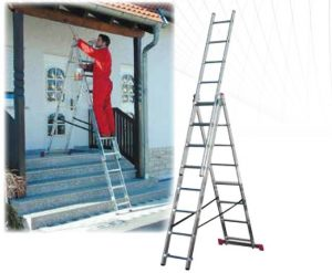Алуминиева стълба KRAUSE Corda