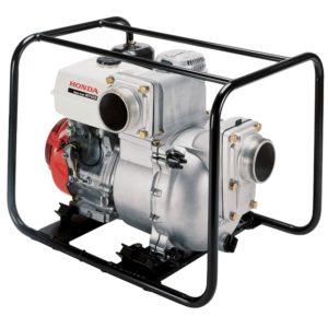 Бензинови помпи за отпадни води 4'' 2000 l/min