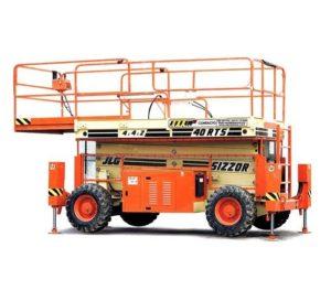 Самоходна вишка JLG 40 RTS – 14m (дизелова)