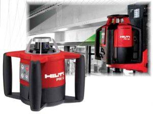 Лазерни нивелири самонивелиращи HILTI PRI 2