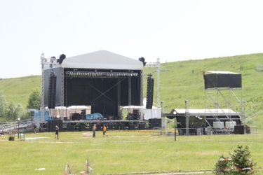 Laud Festival 2012 и Стройрент
