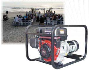 Монофазни генератори отворен тип 2.5 kW