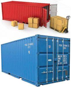 Морски контейнер 20'' (6m)