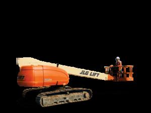 Самоходна телескопична вишка JLG 600SC
