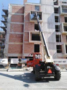 Строеж на жилищна сграда пловдив
