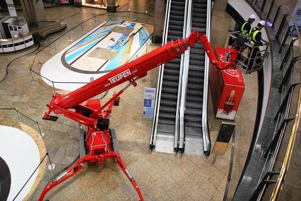 LEO30Tplus вишка под наем стройрентLEO30Tplus вишка под наем стройрент
