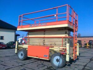 Вишка тип хармоника JLG 203-24 - 22 метра (дизелова)