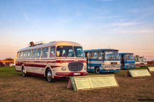 първи събор на ретро автобуси у нас