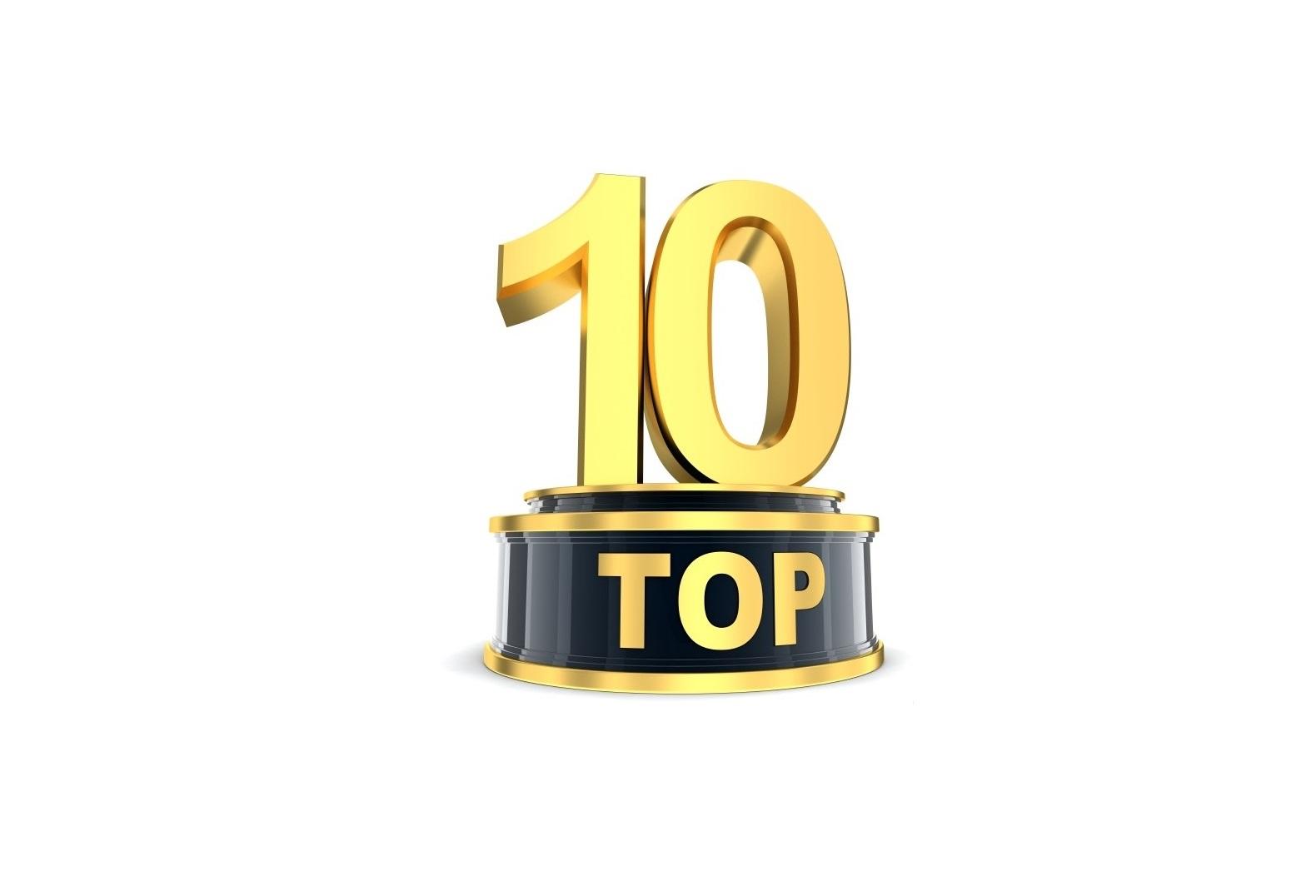 Top 10 най-търсени продукти в каталога на Стройрент за 2019